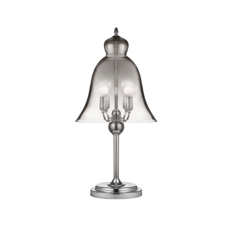 Настольная лампа Lumina Deco LDT 6822-4 CHR