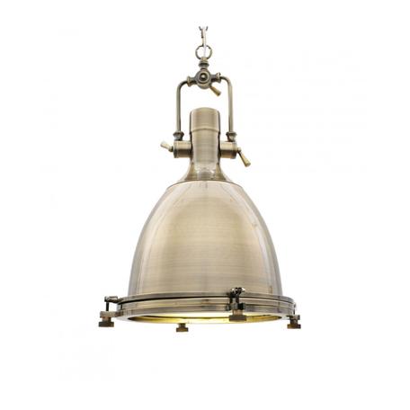 Подвесной светильник Lumina Deco Alcantare LDP 707-3 MD, 3xE27x40W, бронза, металл