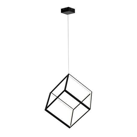 Подвесной светодиодный светильник Citilux Куб CL719301 4000K (дневной)