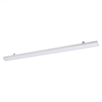 Встраиваемая светодиодная панель Novotech Iter 358045, LED 50W 4000K 3500lm, белый, металл со стеклом/пластиком, пластик