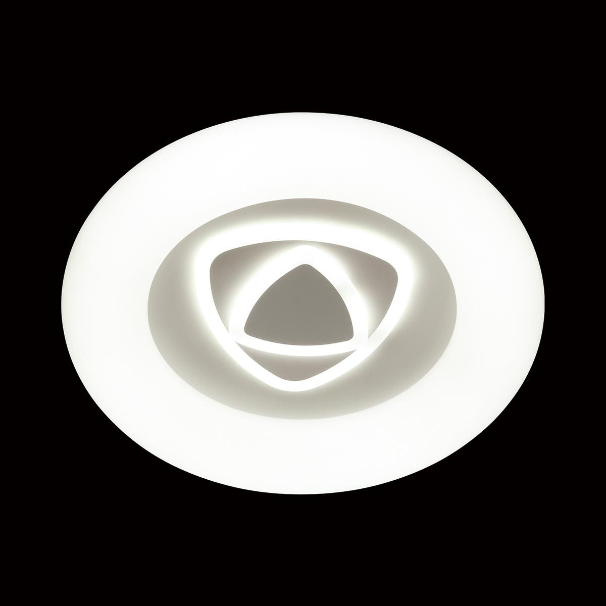 Потолочная люстра Lumion Otto 4419/99CL, белый, металл, пластик - фото 5