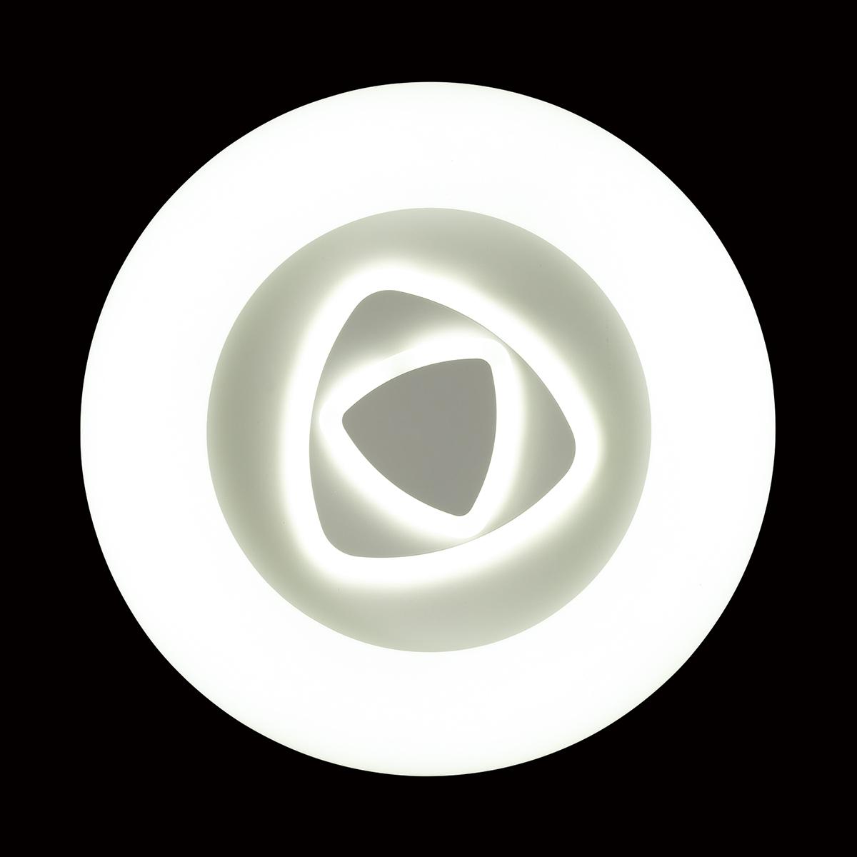 Потолочная люстра Lumion Otto 4419/99CL, белый, металл, пластик - фото 6