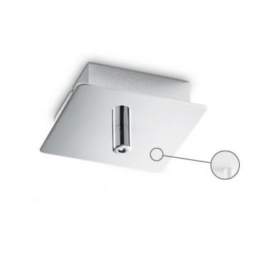 База для подвесного монтажа светильника Ideal Lux ROSONE METALLO 1 LUCE SQUARE BIANCO 203232
