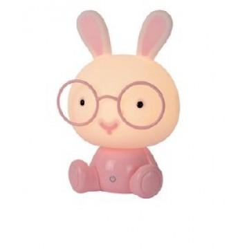 Настольная лампа-ночник Lucide Dodo Rabbit 71591/03/66