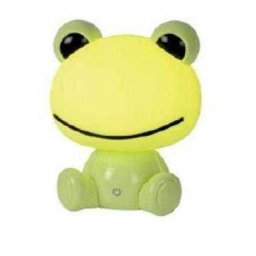 Настольная лампа-ночник Lucide Dodo Frog 71592/03/85
