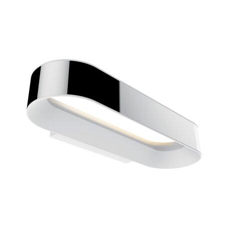 Настенный светодиодный светильник Paulmann Agena 70948, IP44, LED 20W, хром, металл