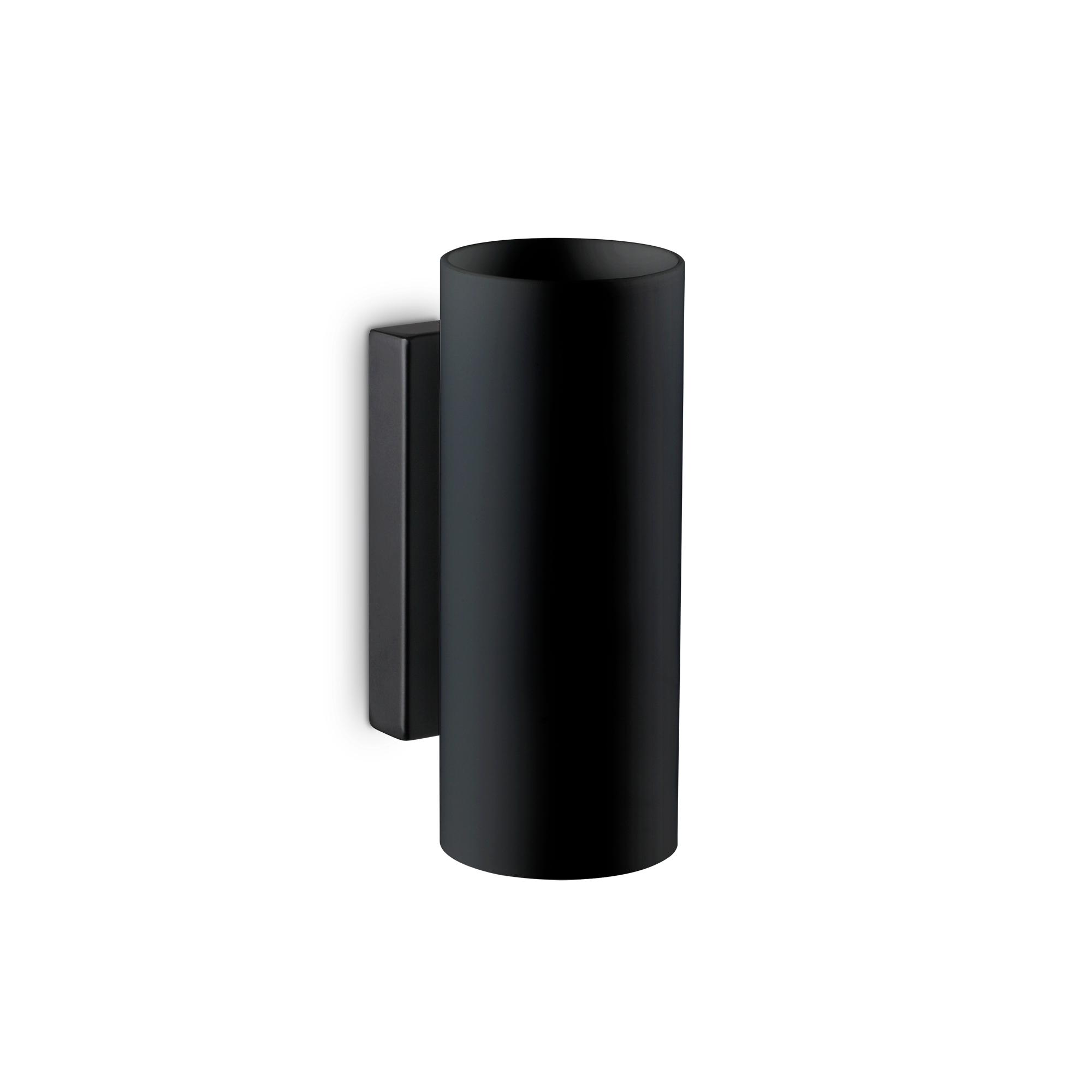 Светильник Ideal Lux Paul AP2 Round 231105, G9x80W, черный, металл, стекло - фото 1