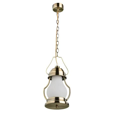 Arte Lamp Lumino A1502SP-1AB, 1xE14x40W, белый - миниатюра 1