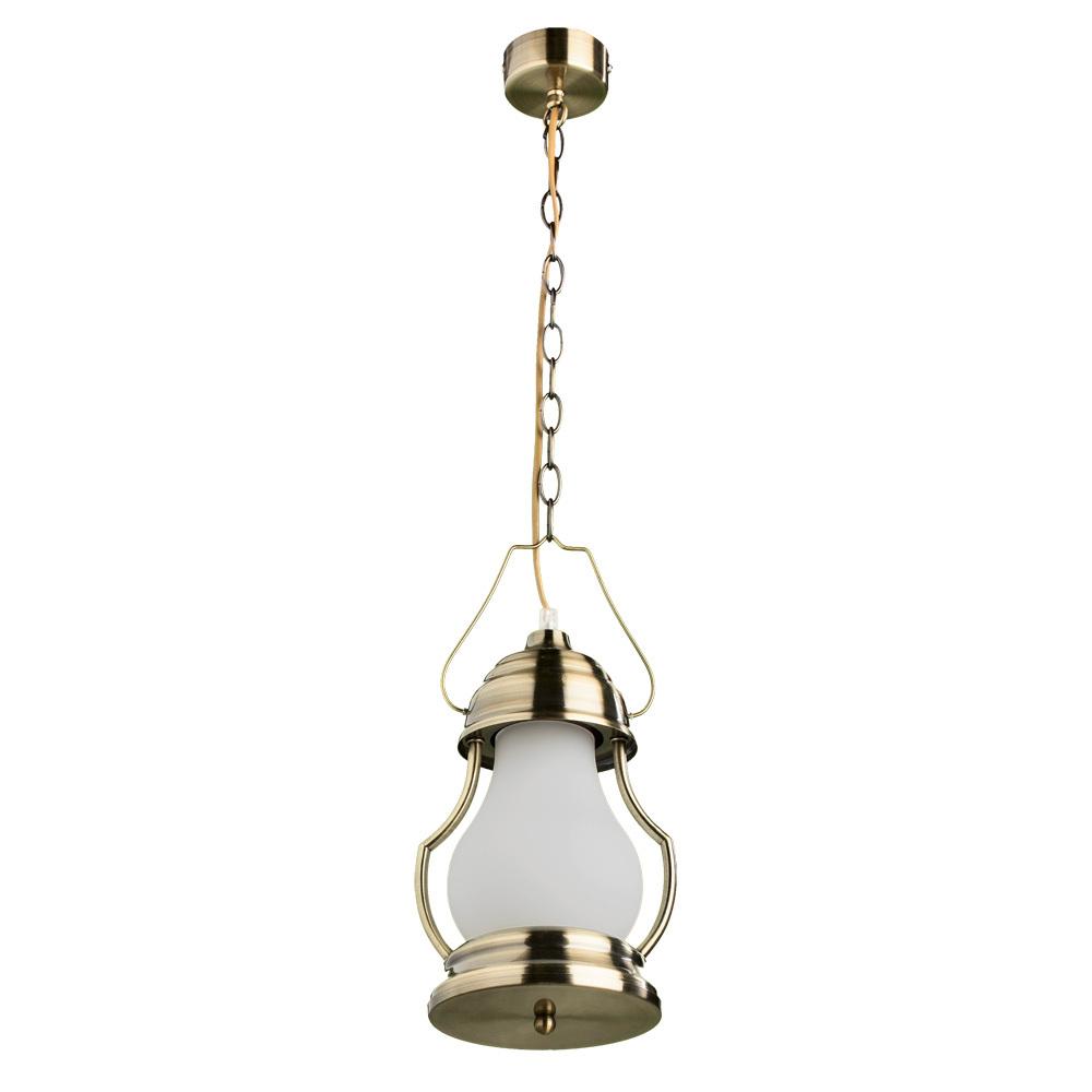 Arte Lamp Lumino A1502SP-1AB, 1xE14x40W, белый - фото 1