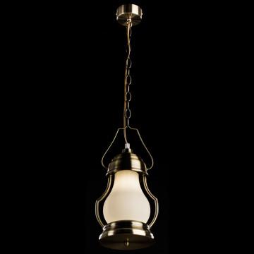 Arte Lamp Lumino A1502SP-1AB, 1xE14x40W, белый - миниатюра 2