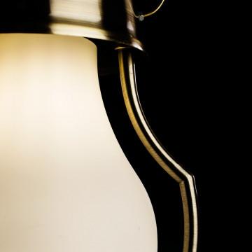 Arte Lamp Lumino A1502SP-1AB, 1xE14x40W, белый - миниатюра 3