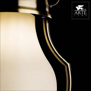 Arte Lamp Lumino A1502SP-1AB, 1xE14x40W, белый - миниатюра 4