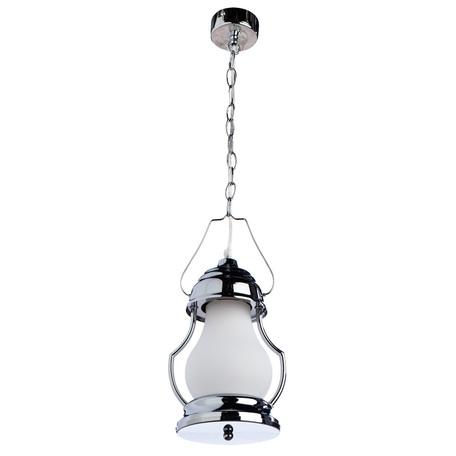 Arte Lamp Lumino A1502SP-1CC, 1xE14x40W, белый