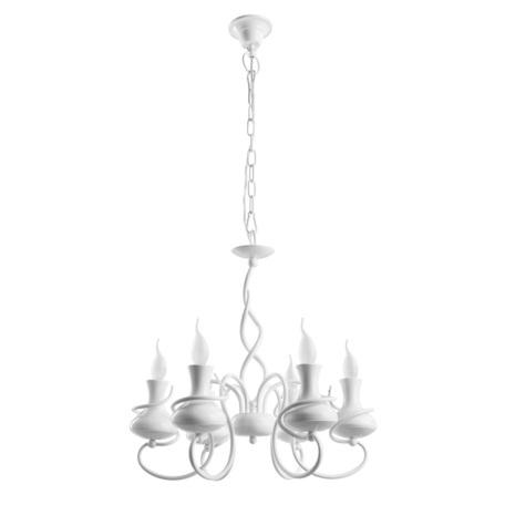 Arte Lamp Vaso A6819LM-6WH, 6xE14x40W