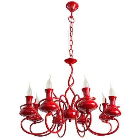 Arte Lamp Vaso A6819LM-8RD, 8xE14x40W