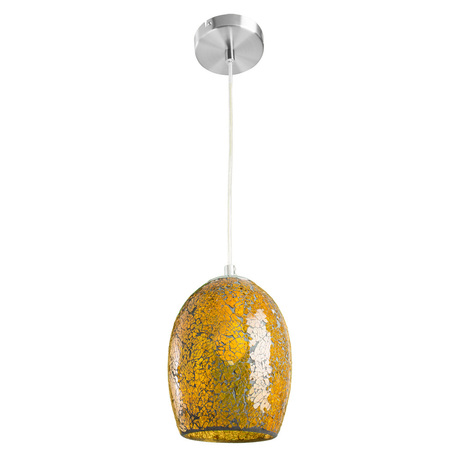 Arte Lamp Mosaic A8063SP-1CC, 1xE27x60W, оранжевый