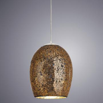 Arte Lamp Mosaic A8064SP-1CC, 1xE27x60W, бежевый