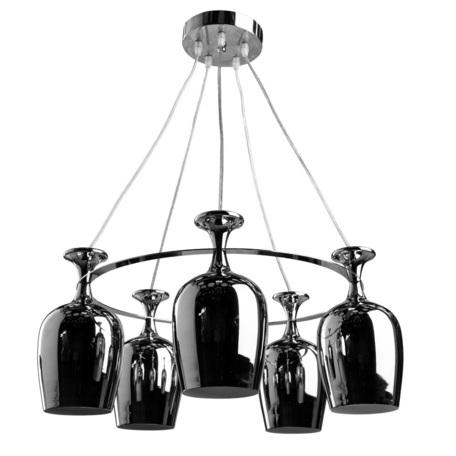 Arte Lamp Rondo A8071LM-5CC, 5xE27x40W, хром