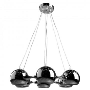 Arte Lamp Rondo A8072LM-6CC, 6xE27x40W, хром