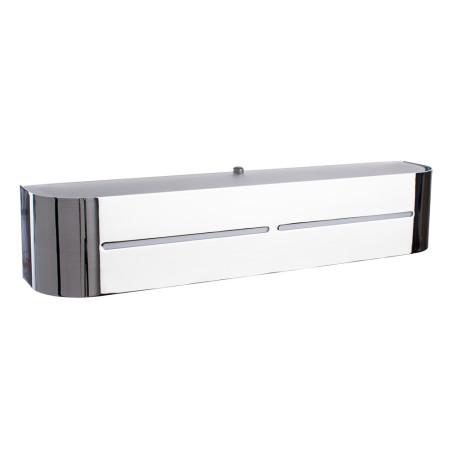 Настенный светильник Arte Lamp Cosmopolitan A7210AP-2CC, 2xE14x40W, хром, металл, стекло