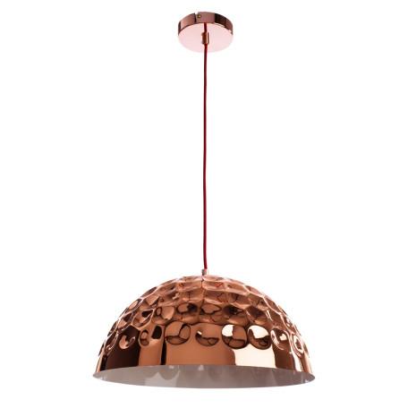 Подвесной светильник Arte Lamp Lucido A4085SP-3AC, 3xE27x40W, красный, медь, металл
