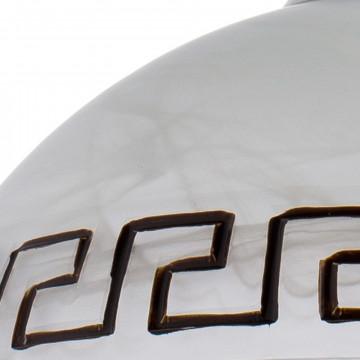 Подвесной светильник Arte Lamp Cucina A6630SP-1WH, 1xE27x60W, белый, пластик, стекло - миниатюра 3