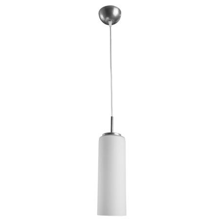 Подвесной светильник Arte Lamp Sphere A6710SP-1WH, 1xE27x100W, белый, металл, стекло
