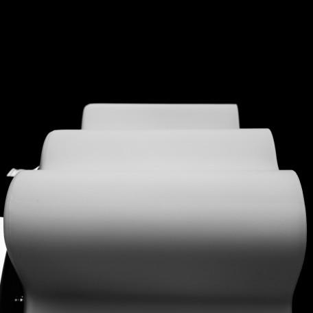Потолочная люстра Arte Lamp Serenata A3479PL-5CC, 5xE27x40W, хром, белый, металл, стекло - миниатюра 4