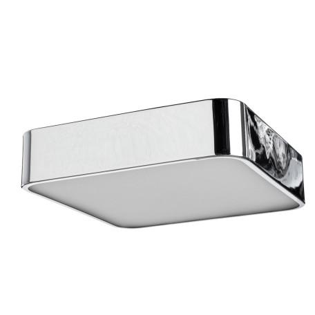 Потолочный светильник Arte Lamp Cosmopolitan A7210PL-2CC, 2xE27x60W, хром, металл со стеклом, стекло