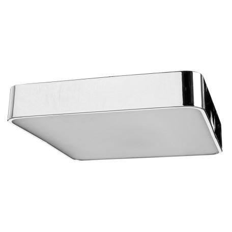 Потолочный светильник Arte Lamp Cosmopolitan A7210PL-3CC, 3xE27x60W, белый, хром, металл, стекло