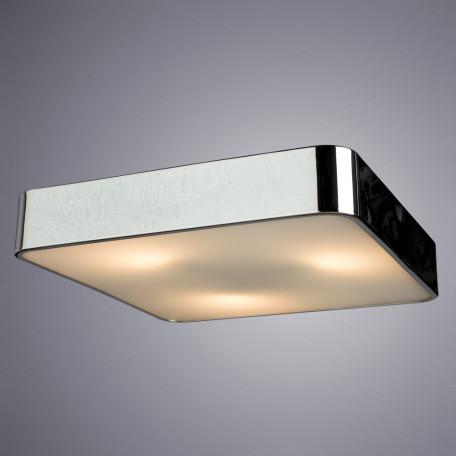 Потолочный светильник Arte Lamp Cosmopolitan A7210PL-3CC, 3xE27x60W, хром, металл со стеклом, стекло - миниатюра 2