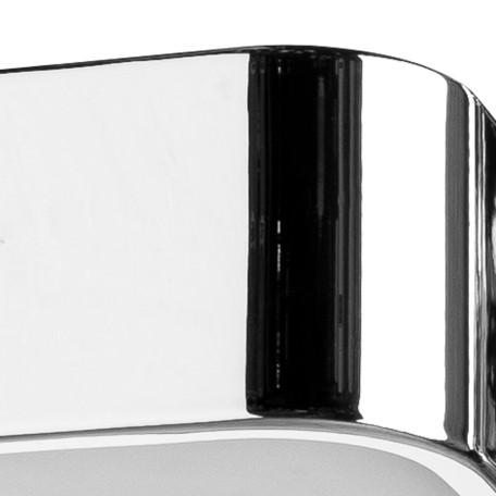 Потолочный светильник Arte Lamp Cosmopolitan A7210PL-3CC, 3xE27x60W, хром, металл со стеклом, стекло - миниатюра 3