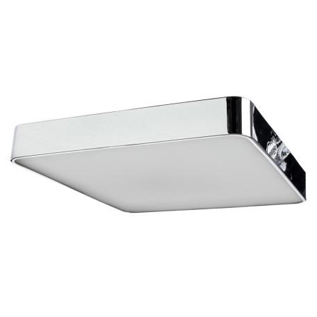 Потолочный светильник Arte Lamp Cosmopolitan A7210PL-4CC, 4xE27x60W, хром, металл со стеклом, стекло
