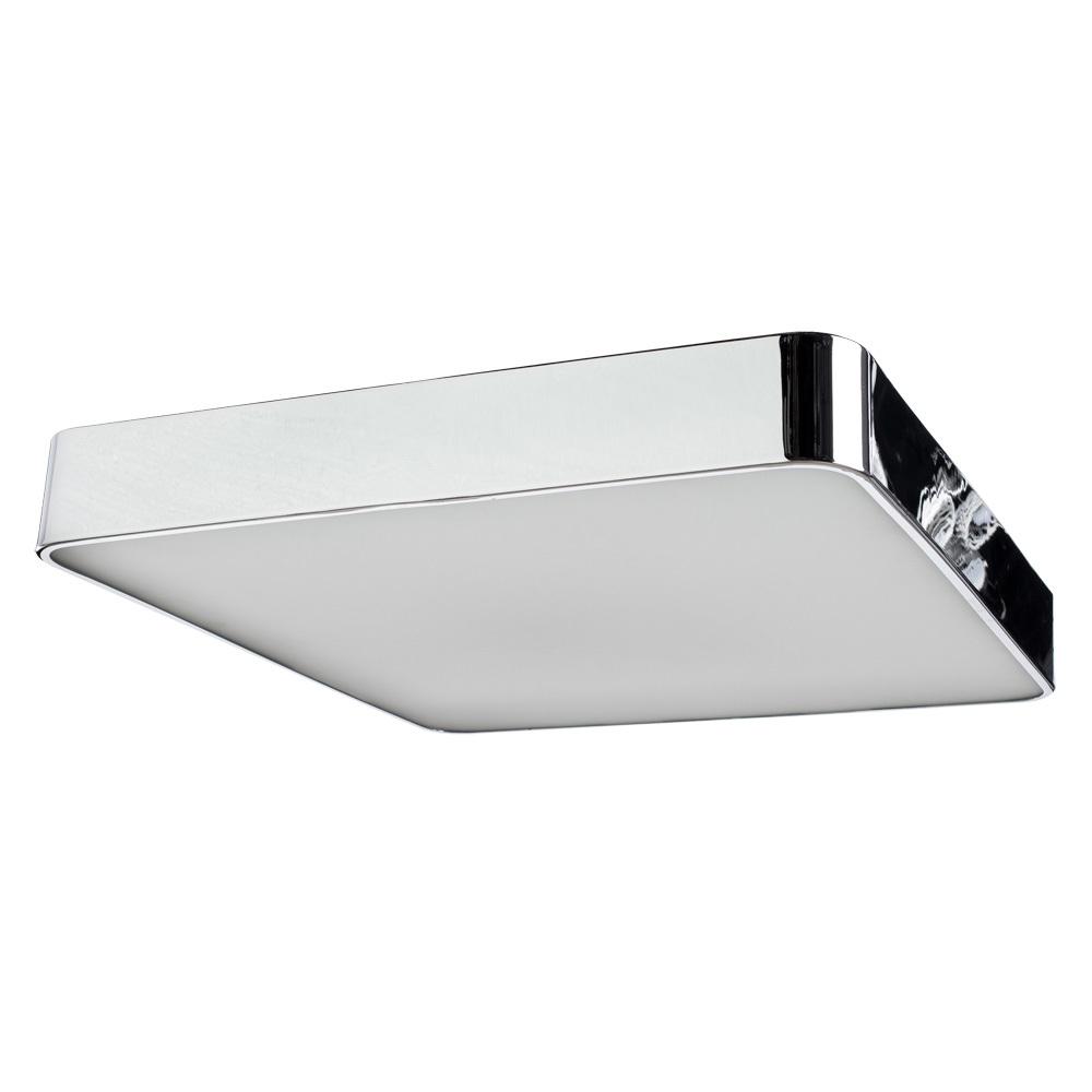 Потолочный светильник Arte Lamp Cosmopolitan A7210PL-4CC, 4xE27x60W, хром, металл со стеклом, стекло - фото 1