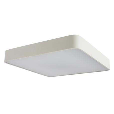Потолочный светильник Arte Lamp Cosmopolitan A7210PL-4WH, 4xE27x60W, белый, металл со стеклом, стекло