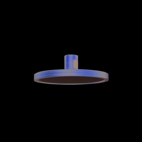 Светильник для магнитной системы Donolux DL20235M15W1 Black Bronze