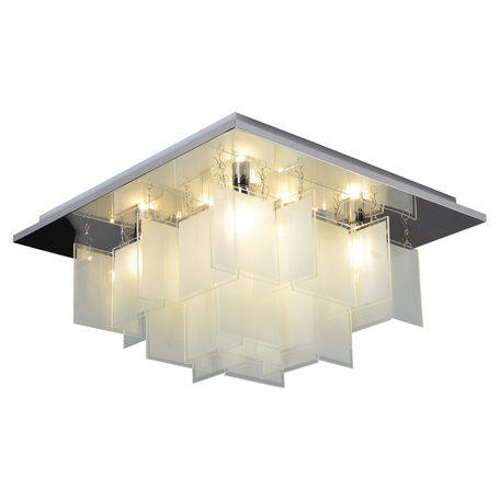 Потолочная люстра Lussole Loft Elmira LSP-9937, IP21, 8xE14x40W - миниатюра 1