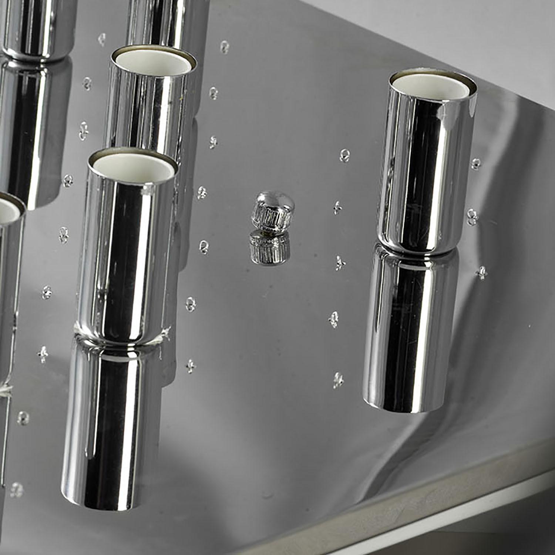 Потолочная люстра Lussole Loft Elmira LSP-9937, IP21, 8xE14x40W - фото 2