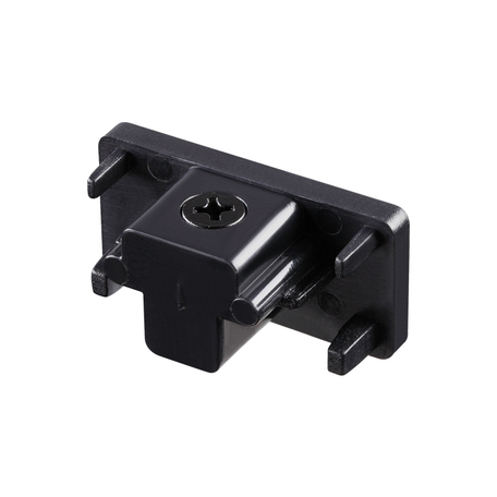Концевая заглушка для шинопровода Novotech Port 135017, черный, пластик