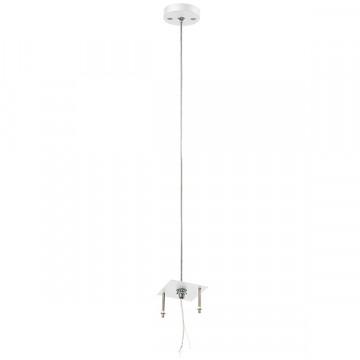 Основание подвесного светильника Lightstar Rullo 590256, белый, металл