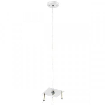 Основание подвесного светильника Lightstar Rullo 590286, белый, металл