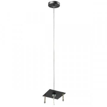 Основание подвесного светильника Lightstar Rullo 590287, черный, металл