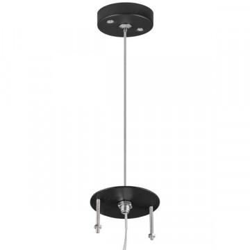 Основание подвесного светильника Lightstar Rullo 590087, черный, металл