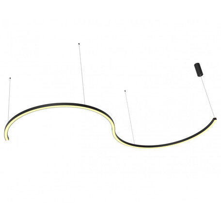 Подвесной светодиодный светильник Kink Light Райкос 08236,19, LED 70W 4000K 4550lm CRI>80