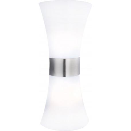 Настенный светильник Globo San Tana 32086-2, IP44, 2xE27x20W, металл, пластик