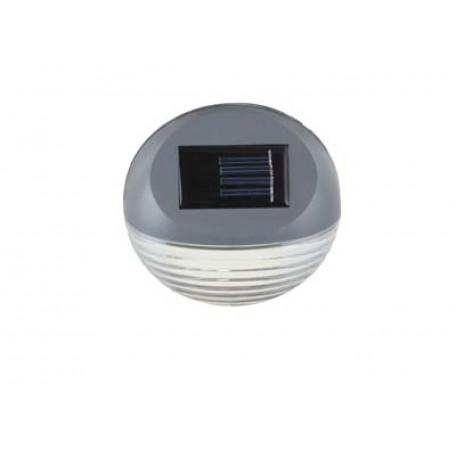 Настенный светодиодный светильник Globo Solar 33429-12, IP44, LED 0,12W, металл с пластиком