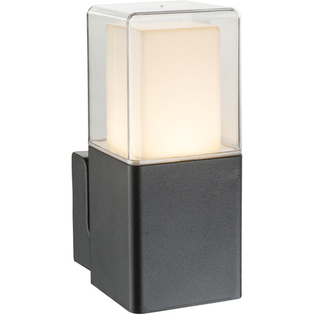 Настенный светодиодный светильник Globo Dalia 34575W, IP44, LED 12W 3000K, металл, пластик
