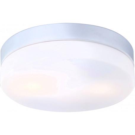 Потолочный светильник Globo Vranos 32112, IP44, 2xE27x40W, металл, стекло