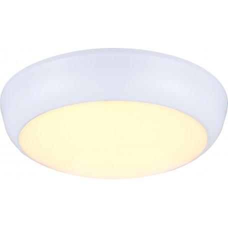 Потолочный светодиодный светильник Globo John 32116, IP44, пластик