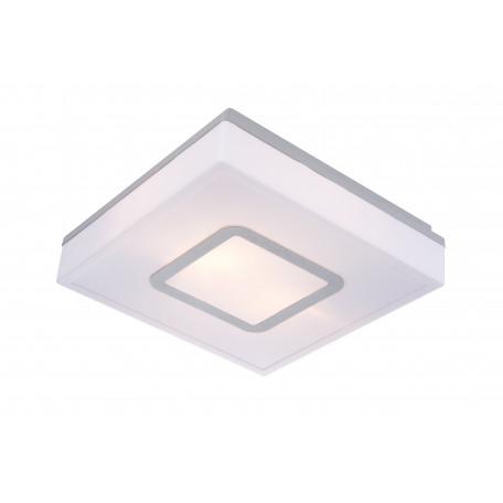 Потолочный светильник Globo Lester 32212, IP44, 2xE27x20W, металл, пластик